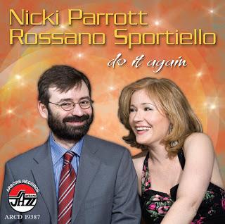 NICKI PARROTT - Do It Again cover