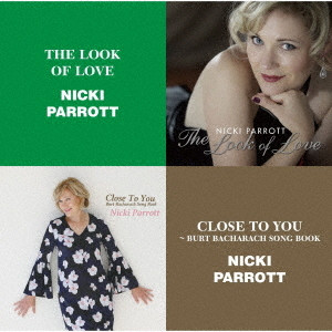 NICKI PARROTT - The Look of Love /  Close To You cover