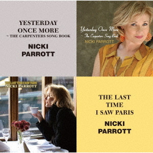 NICKI PARROTT - Yesterday Once More / The Last Time I Saw Paris cover