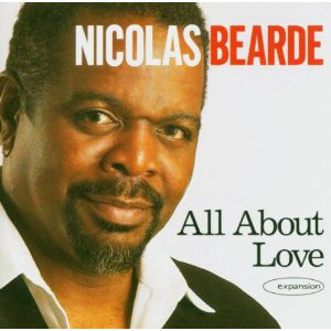 NICOLAS BEARDE - All About Love cover