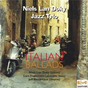NIELS LAN DOKY / TRIO MONTMARTRE - Italian Ballads cover