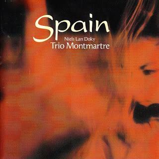 NIELS LAN DOKY / TRIO MONTMARTRE - Spain cover