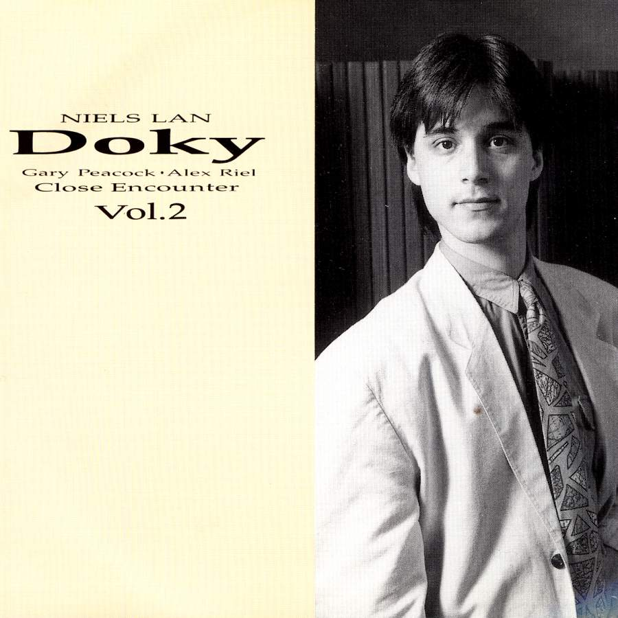 NIELS LAN DOKY - Close Encounter, Vol. 2 cover
