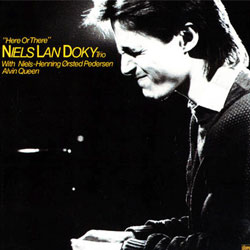 NIELS LAN DOKY - Here or There cover