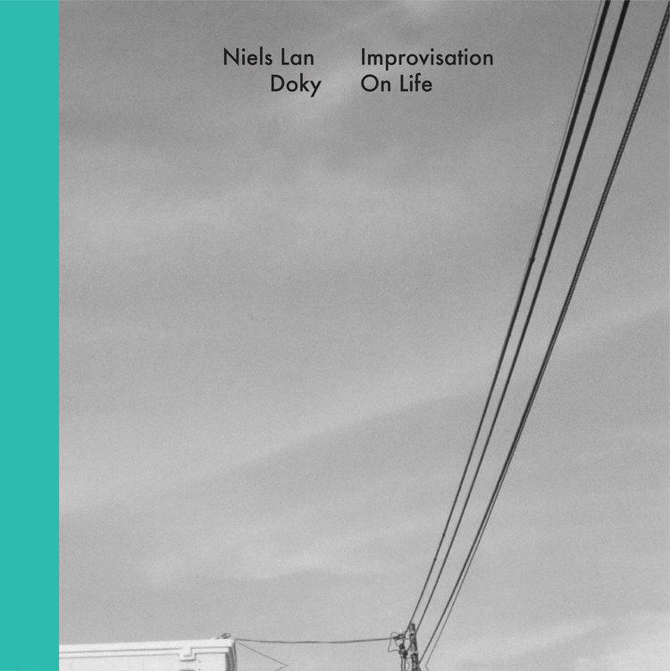 NIELS LAN DOKY - Improvisation On Life cover