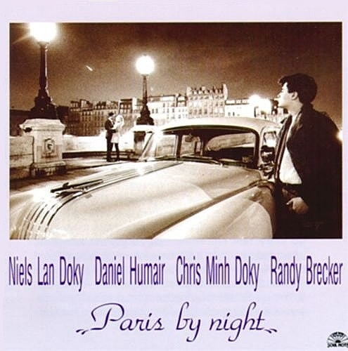 NIELS LAN DOKY - Paris by Night cover
