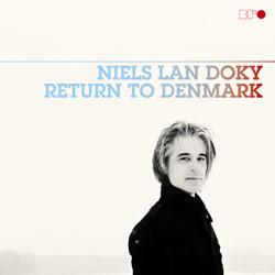 NIELS LAN DOKY / TRIO MONTMARTRE - Return To Denmark cover