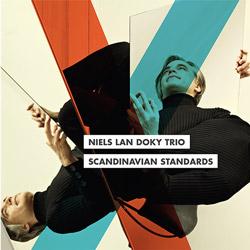 NIELS LAN DOKY / TRIO MONTMARTRE - Scandinavian Standards cover