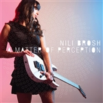NILI BROSH - Matter Of Perception cover
