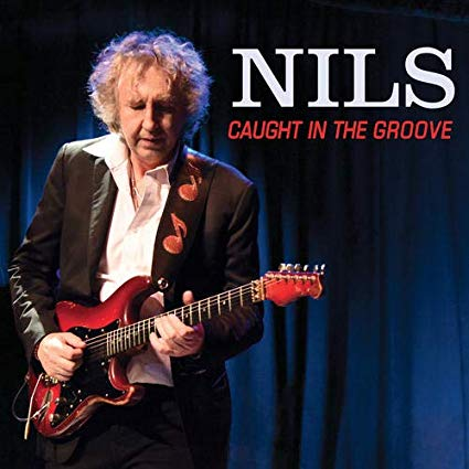 NILS - Caught In The Groove cover