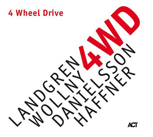 NILS LANDGREN - 4 Wheel Drive cover