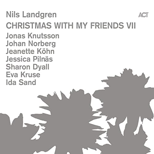 NILS LANDGREN - Christmas With My Friends VII cover