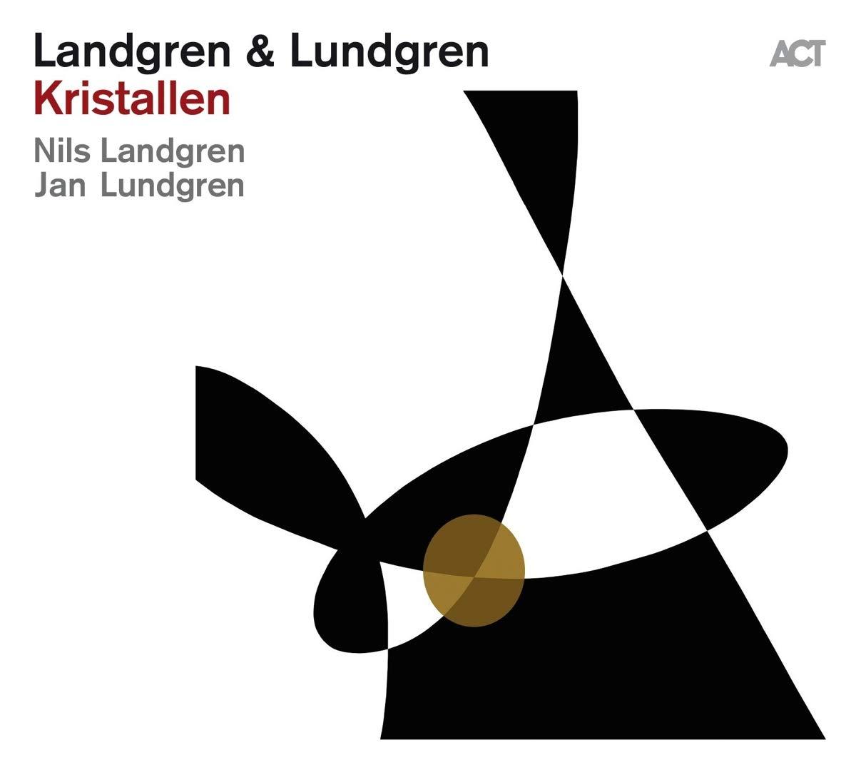 NILS LANDGREN - Nils Landgren & Jan Lundgren : Kristallen cover