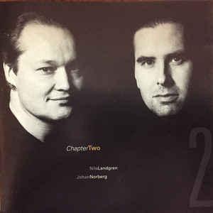 NILS LANDGREN - Nils Landgren & Johan Norberg : Chapter Two / 2 cover