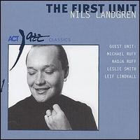 NILS LANDGREN - The First Unit cover