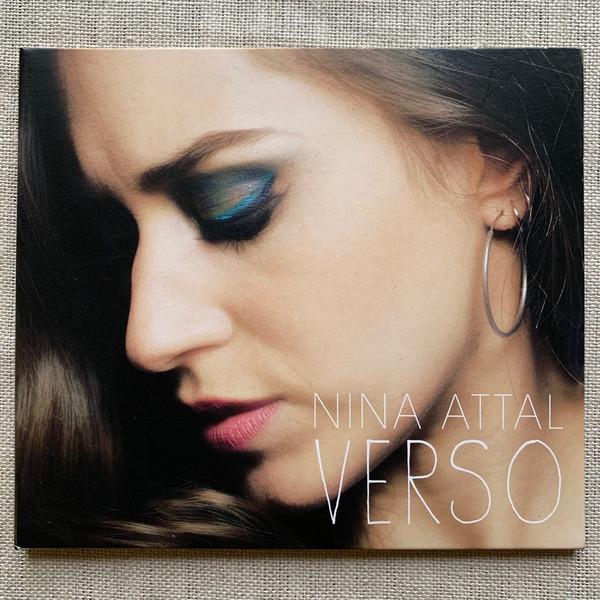 NINA ATTAL - Verso cover
