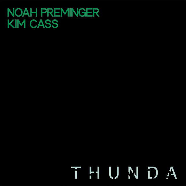 NOAH PREMINGER - Thunda cover