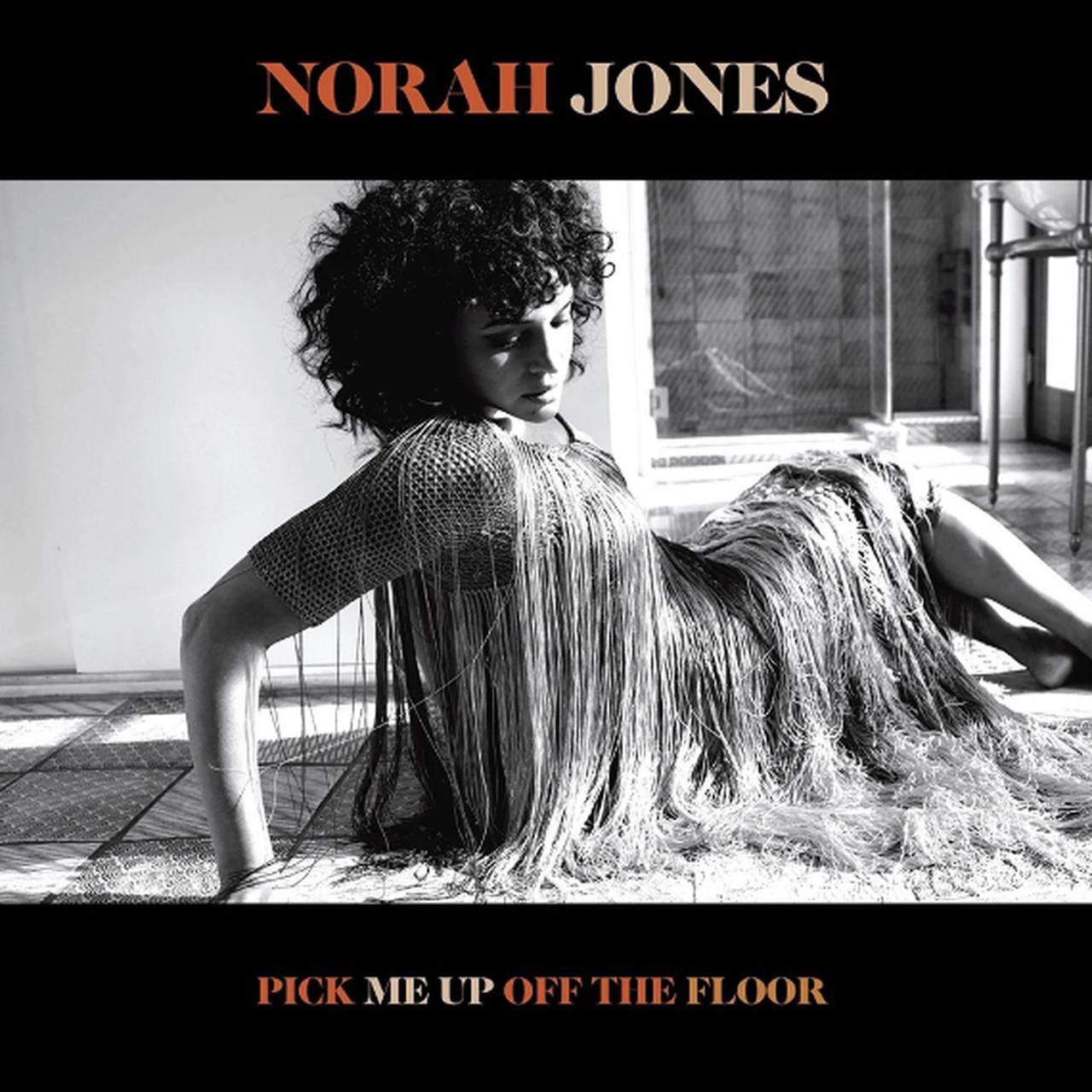NORAH JONES - Pick Me Up Off The Floor cover