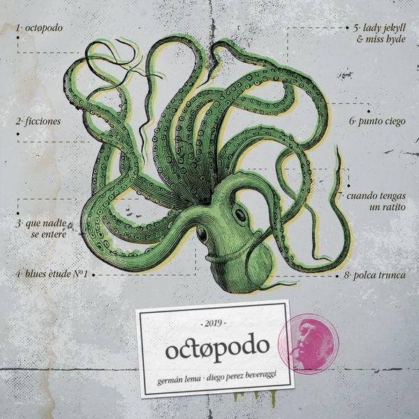 OCTØPODO - Octøpodo cover