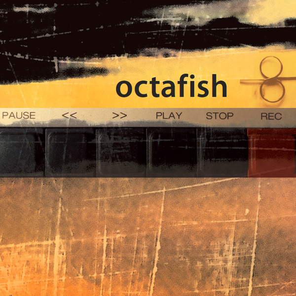 OCTAFISH - Pause. Play. Stop. Rec. cover