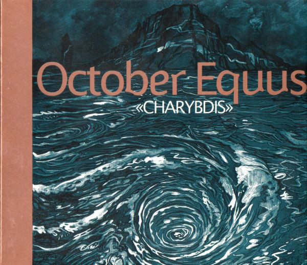 OCTOBER EQUUS - Charybdis cover