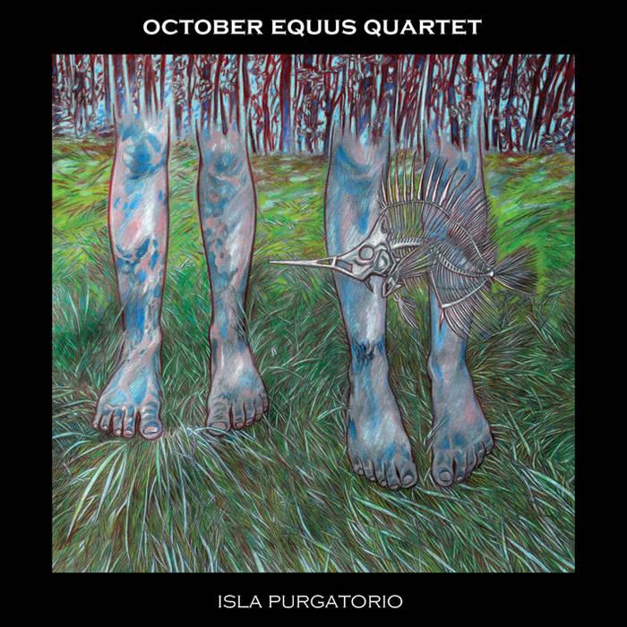 OCTOBER EQUUS - Isla Purgatorio cover