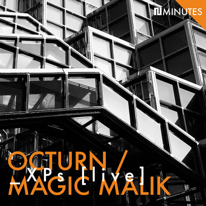 OCTURN - octurn / magic malik : xps (live) cover