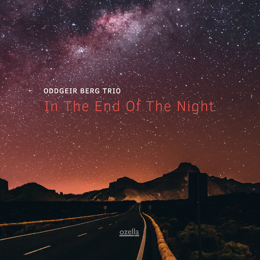ODDGEIR BERG TRIO - In The End Of The Night cover