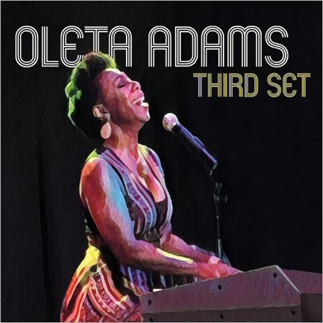 OLETA ADAMS - Third Set cover