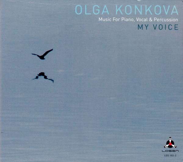 OLGA KONKOVA - My Voice cover