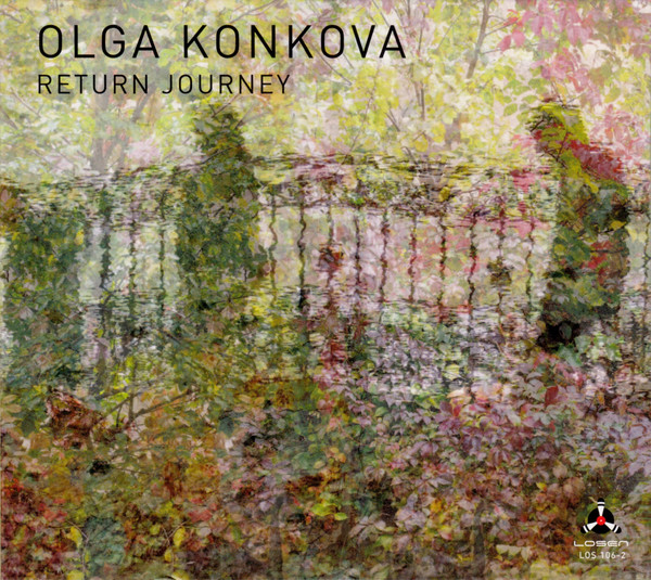 OLGA KONKOVA - Return Journey cover