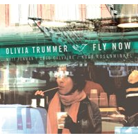 OLIVIA TRUMMER - Fly Now cover