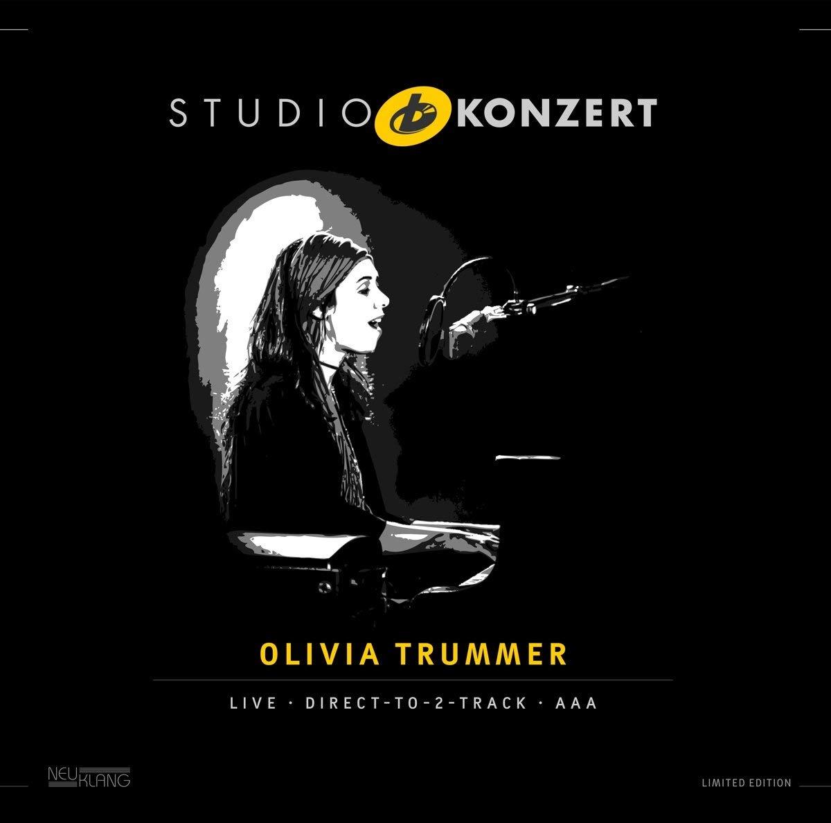 OLIVIA TRUMMER - Studio Konzert cover