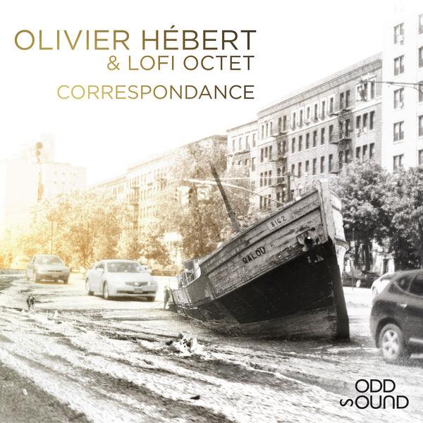 OLIVIER HÉBERT - Correspondance cover