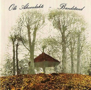 OLLI AHVENLAHTI - Bandstand cover