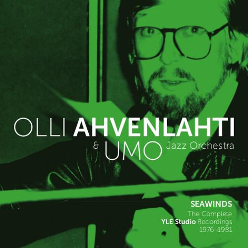 OLLI AHVENLAHTI - Seawinds-the Complete Yle Studio Recordings cover