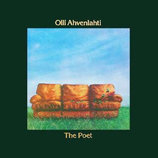 OLLI AHVENLAHTI - The Poet cover