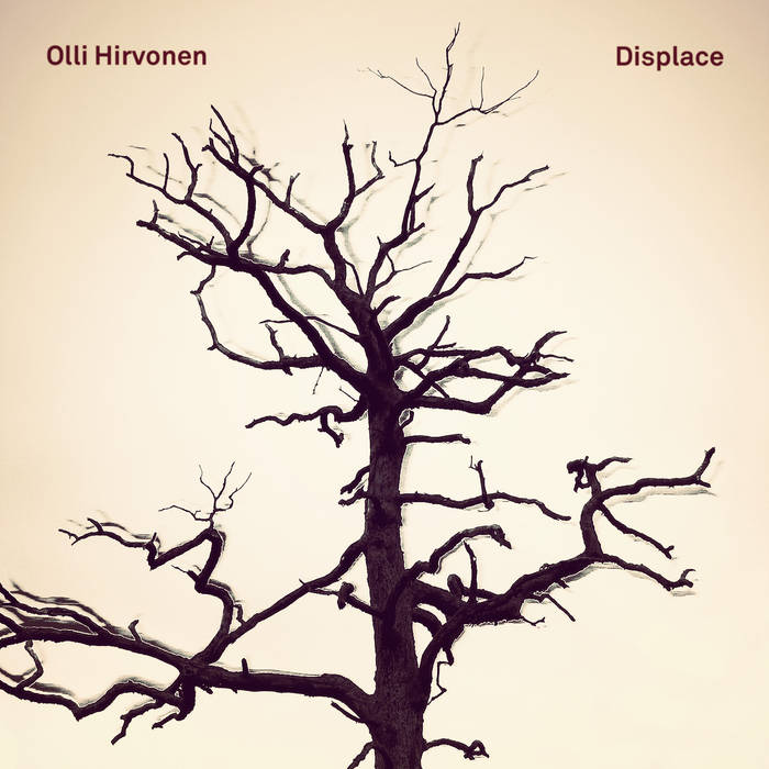 OLLI HIRVONEN - Displace cover