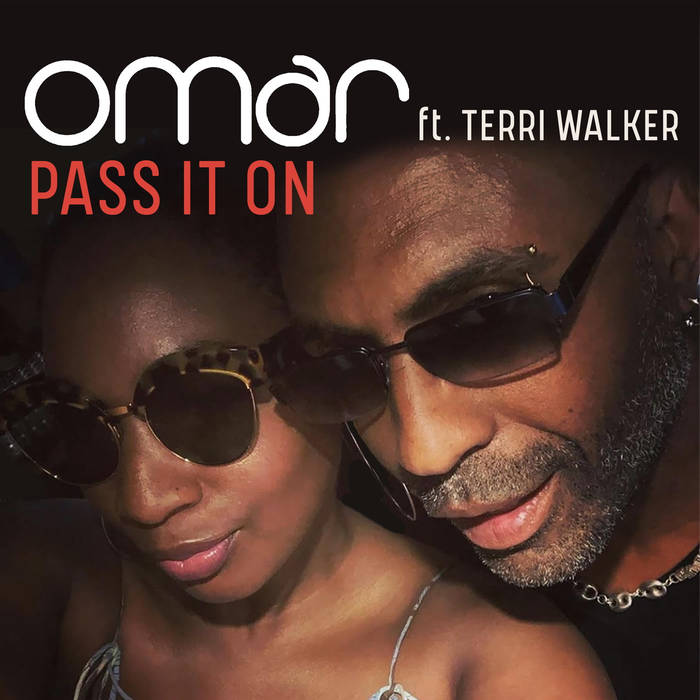 OMAR - Pass It On cover