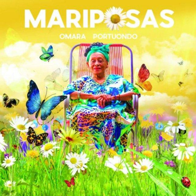 OMARA PORTUONDO - Mariposas cover