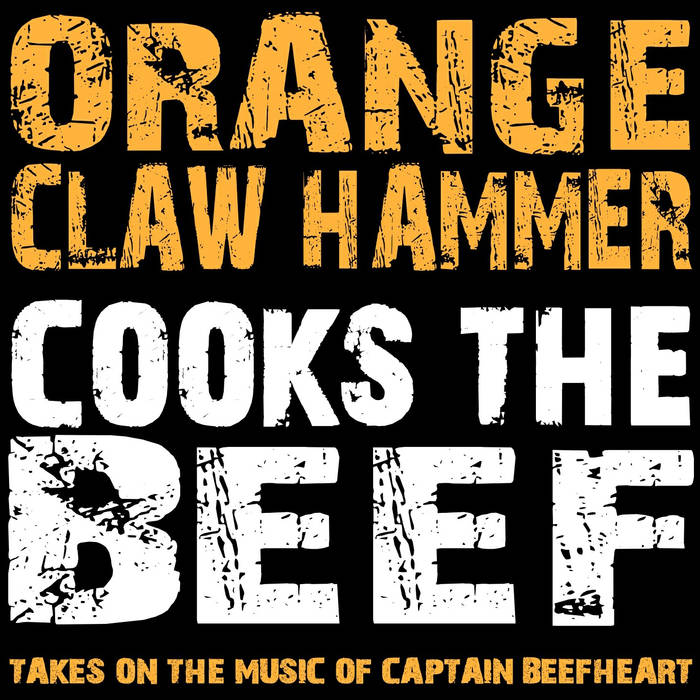 ORANGE CLAW HAMMER - Cooks the Beef cover