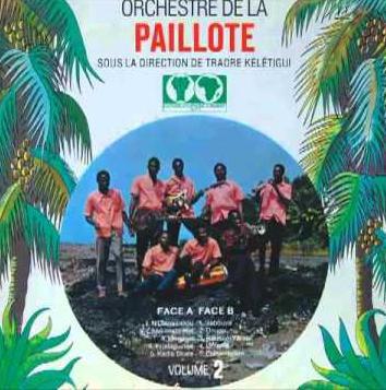 ORCHESTRA DE LA PAILLOTE - Volume 2 cover