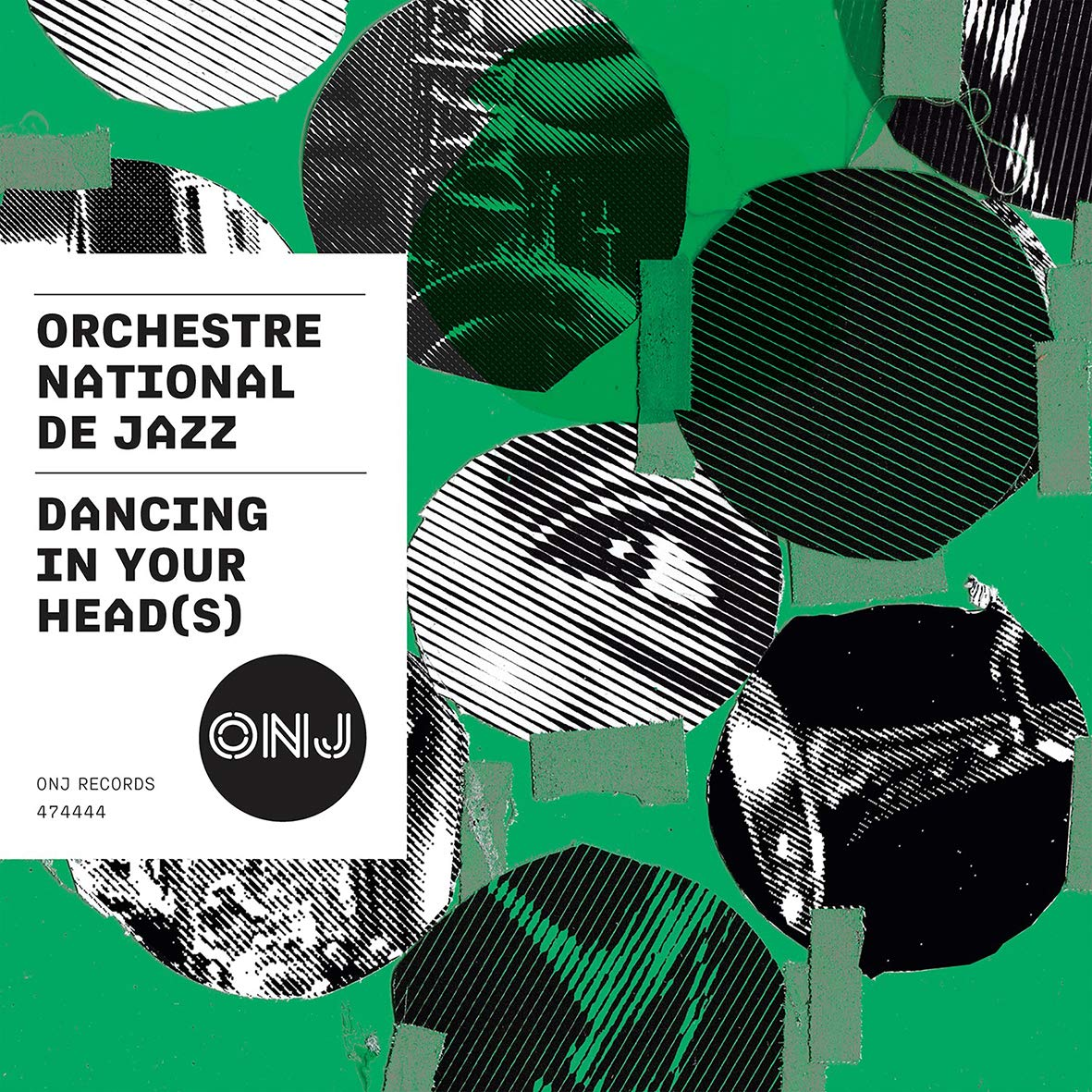 ORCHESTRE NATIONAL DE JAZZ - Dancing on Your Head(S) cover