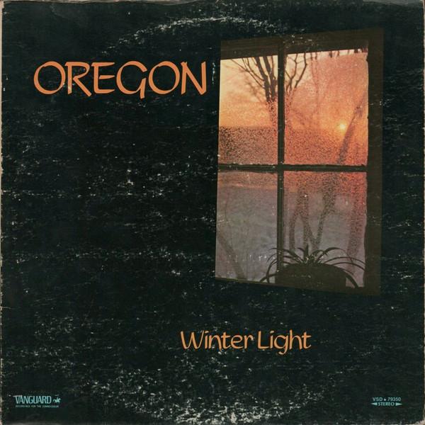 OREGON - Winter Light cover