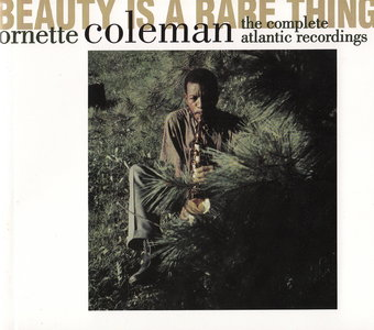 ORNETTE COLEMAN - Beauty Is a Rare Thing: The Complete Atlantic Recordings cover