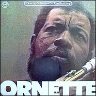 ORNETTE COLEMAN - Broken Shadows cover