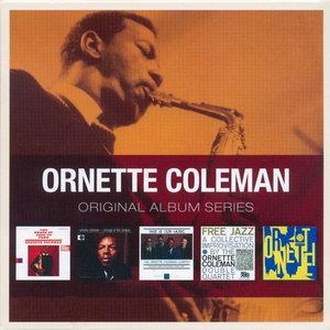 ORNETTE COLEMAN - Original Album Series cover