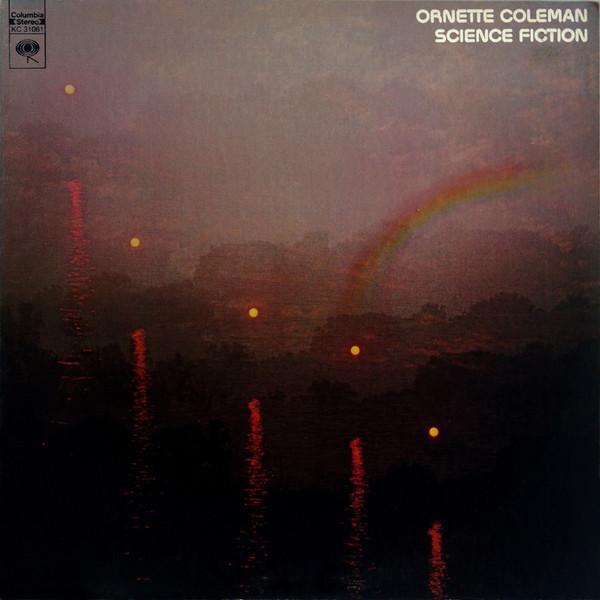 ORNETTE COLEMAN - Science Fiction cover