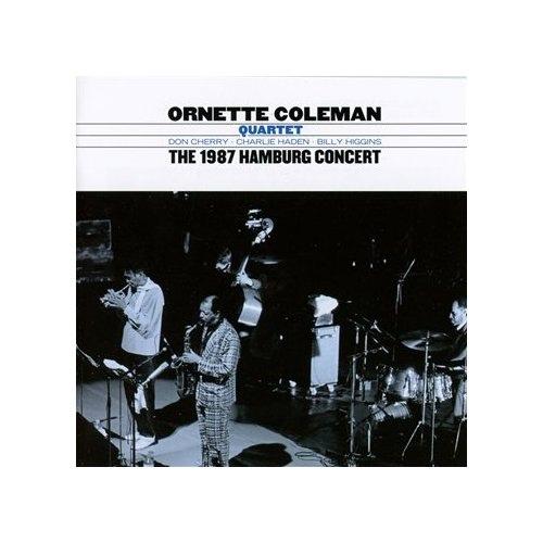ORNETTE COLEMAN - The 1987 Hamburg Concert cover