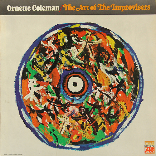 ORNETTE COLEMAN - The Art of the Improvisers cover
